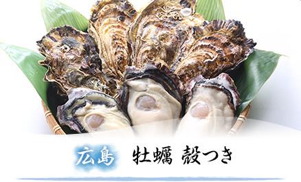 広島 牡蠣 殻つき